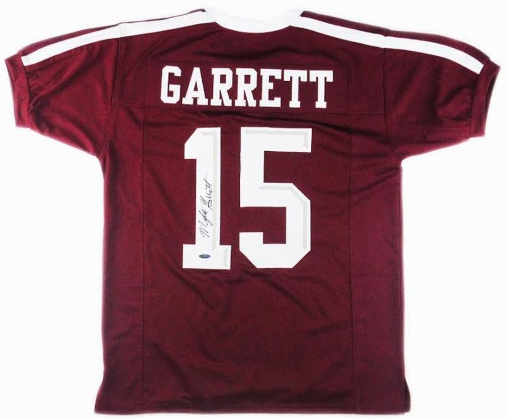 myles garrett jersey a&m