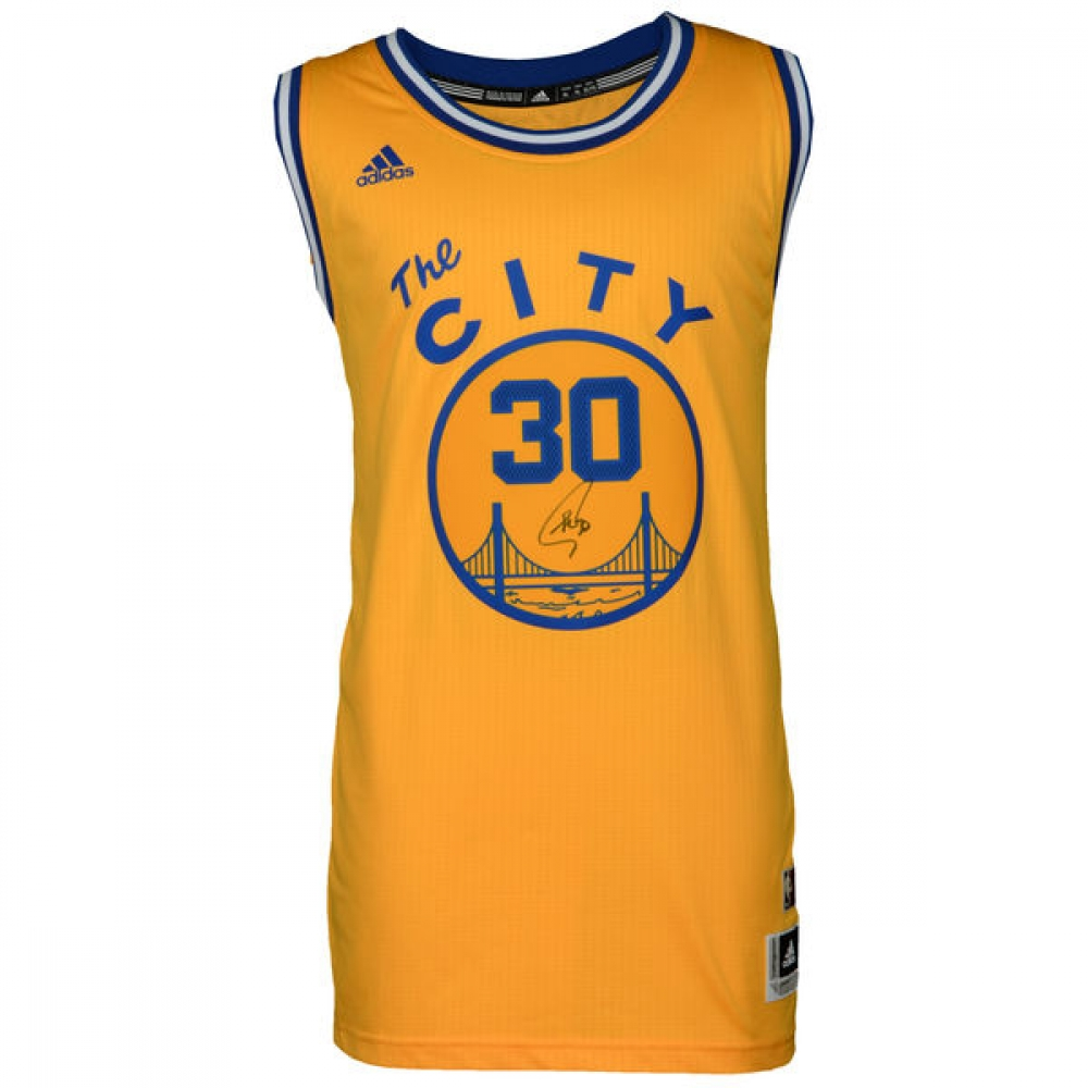Warriors The Town Jersey Debut: Online Sports Memorabilia Auction