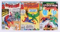 "Lot of (3) 1982 Marvel ""Spider-Man"" Comic Books"
