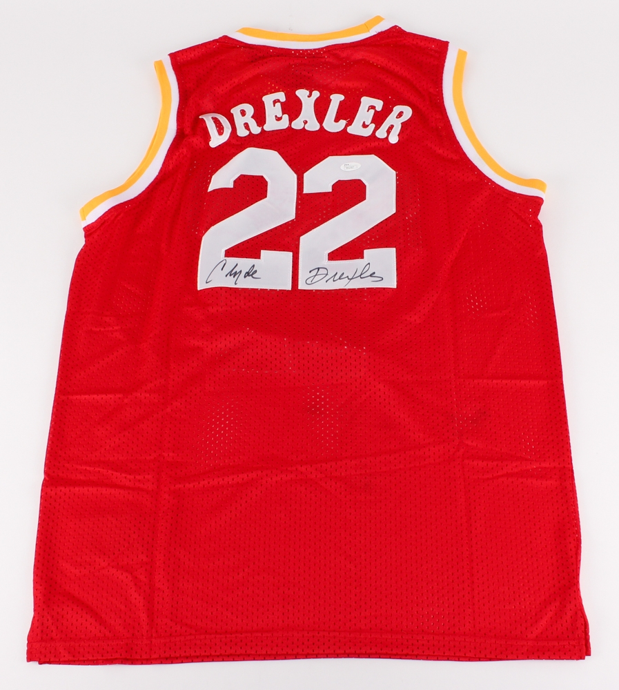 Clyde Drexler Signed Rockets Authentic Adidas Jersey (JSA Hologram) at  PristineAuction.com cd818e286