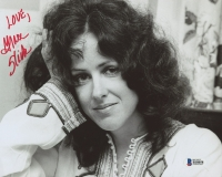 """Grace Slick Signed 8x10 Photo Inscribed """"Love"""" (Beckett COA) at PristineAuction.com"""
