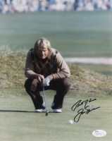 Jack Nicklaus Signed 8x10 Photo with Inscription (JSA COA)