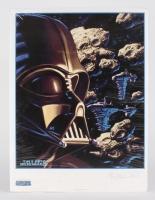 "Greg Hildebrandt Signed 17.5""  x 24"" ""Stars Wars"" Poster (PA LOA)"