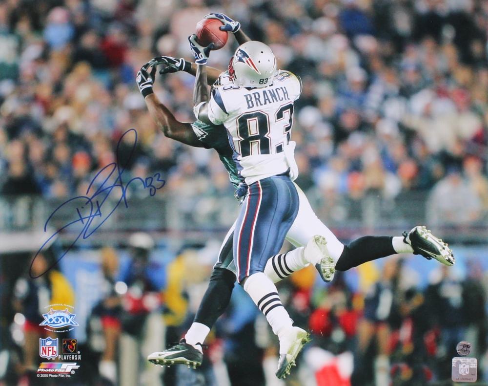 Alan Branch Super Bowl