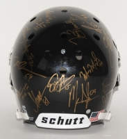 Heisman Trophy Winners Full-Size Helmet Signed by (24) Including Barry Sanders, Marcus Allen, Bo Jackson, Earl Campbell (Steiner LOA) at PristineAuction.com