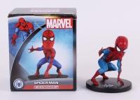 "Stan Lee Signed Marvel ""Spiderman"" 6"" Head Knocker (Stan Lee Hologram)"