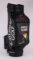 Arnold Palmer Signed Full-Size Callaway Golf Bag (JSA LOA)