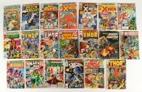 Lot of (20) Vintage Marvel & Western Publishing Comic Books