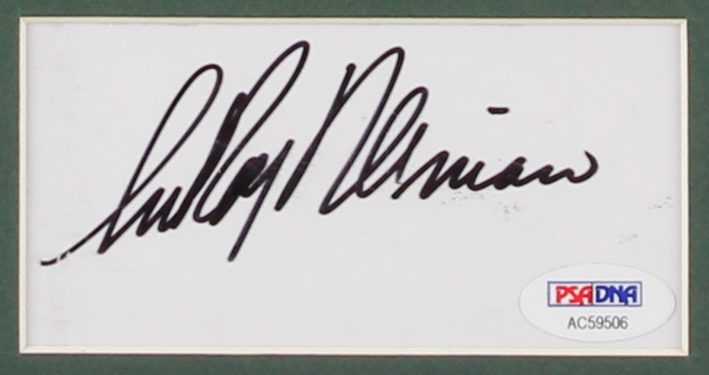 1ea4c9b688f LeRoy Neiman Signed