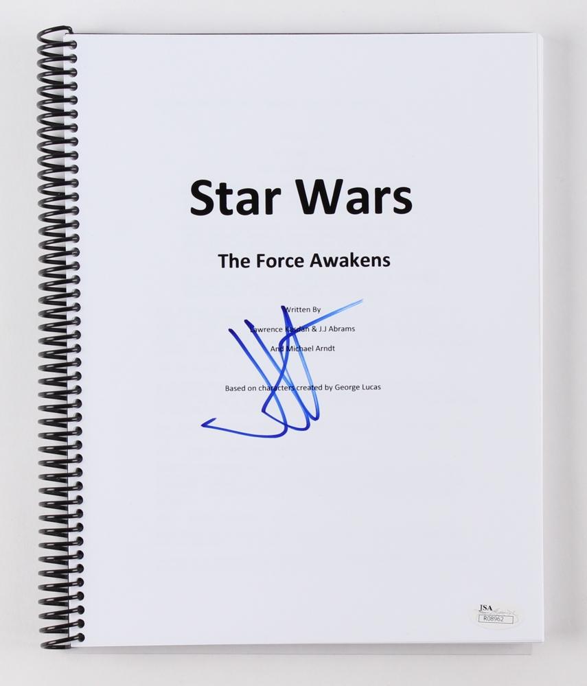star wars the force awakens script pdf