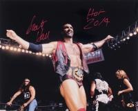 "Scott Hall Signed WWE 16x20 Photo Inscribed ""HOF 2014"" (MAB)"