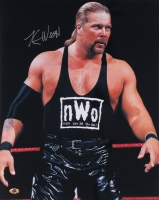 Kevin Nash Signed WWE 16x20 Photo (MAB)