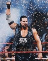 Kevin Nash Signed WWE 16x20 Photo (MAB)