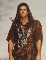 "Mel Gibson Signed ""Braveheart"" 11x14 Photo (JSA LOA)"