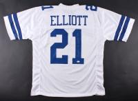 Ezekiel Elliott Signed Cowboys Jersey (JSA LOA)