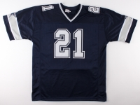 Ezekiel Elliott Signed Cowboys Jersey (JSA LOA) at PristineAuction.com