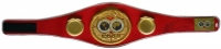 Mike Tyson Signed IBF Heavyweight Championship Belt (JSA COA)