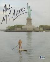 """Laird Hamilton Signed 8x10 Photo Inscribed """"Aloha"""" (Beckett COA)"""