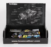 Kyle Busch Signed LE NASCAR 1:24 Die Cast Car (JSA COA)
