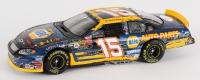 Michael Waltrip Signed LE Elite NASCAR 1:24 Die Cast Car (JSA COA)