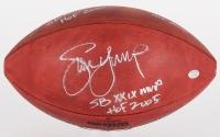 """Steve Young, Joe Montana & Jerry Rice Signed """"The Duke"""" NFL Football (GTSM COAs)"""