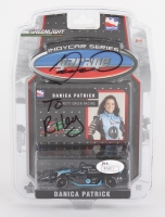 Danica Patrick Signed Indycar Series Green Light Collectables Inscribed ' To Riley' (JSA COA)