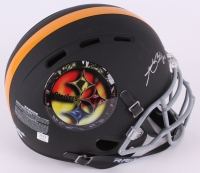 Antonio Brown Signed Steelers Custom Matte Black Full-Size Authentic Pro-Line Helmet (JSA COA) at PristineAuction.com