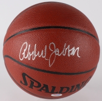 Kareem Abdul-Jabbar Signed NBA Basketball (PSA)