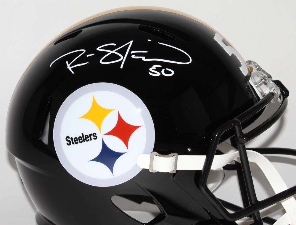 db6b43638 Ryan Shazier Signed Steelers Full-Size Speed Helmet (TSE COA) at  PristineAuction.
