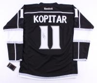 Anze Kopitar Signed Kings Captain Jersey (JSA COA)