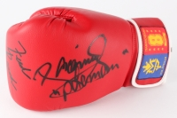 Manny Pacquiao & Freddie Roach Dual Signed Boxing Glove (Pacquiao COA)
