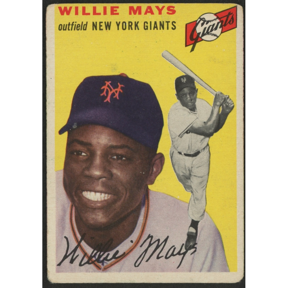 research papers on willie mays Free papers and essays on violence in sports research paper: violence in sports the correct name of my person is willie howard mays jr 2.
