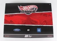 Hot Wheels Garage Ford VS GM Set