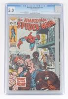"Vintage 1971 ""The Amazing Spider-Man"" #99 Marvel Comic Book (CGC 5.0)"
