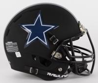 Cowboys Full-Size Authentic Proline Matte Black Helmet