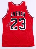 Michael Jordan Signed Bulls Jersey (JSA LOA)