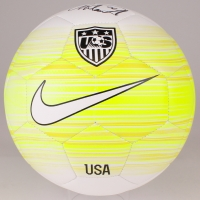 Abby Wambach Signed NIke Soccer Ball (PSA COA) at PristineAuction.com