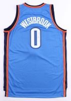 Russell Westbrook Signed Thunder Jersey (JSA LOA)