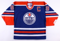 Wayne Gretzky Signed LE Oilers Career Highlight Stat Jersey (UDA COA) at PristineAuction.com