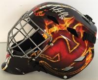 Martin Brodeur Signed Devils Goalie Mask (Steiner COA)