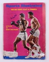 Muhammad Ali Signed Sports Illustrated Magazine (JSA LOA & SGC Hologram)