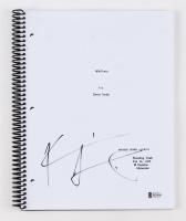 "Kevin Smith Signed ""Mallrats"" Full Script (Beckett COA)"