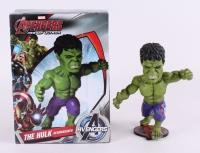"Stan Lee Signed Marvel ""The Hulk"" 10"" Head Knocker (Stan Lee Hologram)"