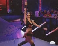 Brie Bella Signed 8x10 Photo (JSA Hologram)