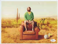 """Will Forte Signed """"The Last Man On Earth"""" 8.5"""" x 11"""" Photo (JSA Hologram)"""