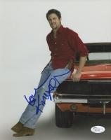 """Johnny Knoxville Signed """"Dukes of Hazzard"""" 8x10 Photo (JSA COA)"""
