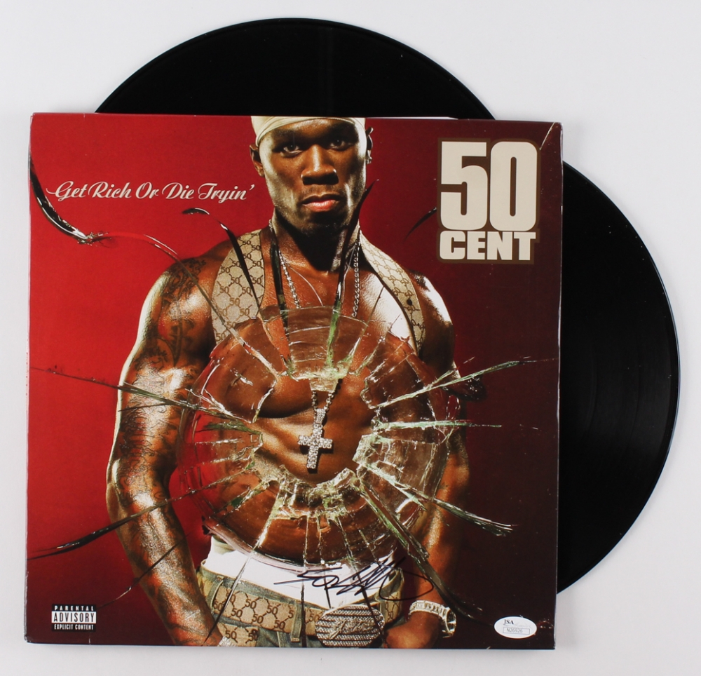 CD review: 50 Cent: Get Rich or Die Tryin' | Music | The ...