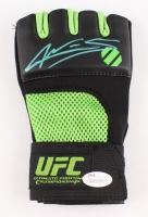 Amanda Nunes Signed UFC Glove (JSA COA) at PristineAuction.com