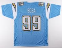 Joey Bosa Signed Chargers Jersey (JSA)