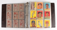 1958 Topps Complete Set of (494) Baseball Cards with #1 Ted Williams, #5 Willie Mays, #30A Hank Aaron, #47 Roger Maris, #52 Roberto Clemente, #150 Mickey Mantle at PristineAuction.com